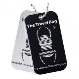 QR Travel Bug® - Black