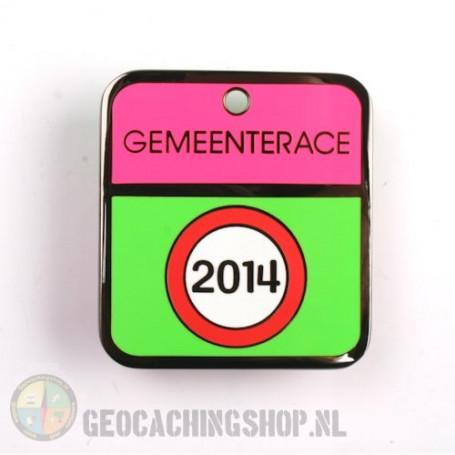 Gemeenterace 2014 - versie B