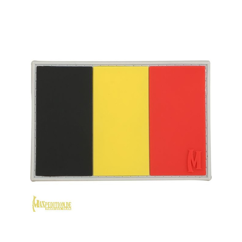 Maxpedition - Patch Belgium flag