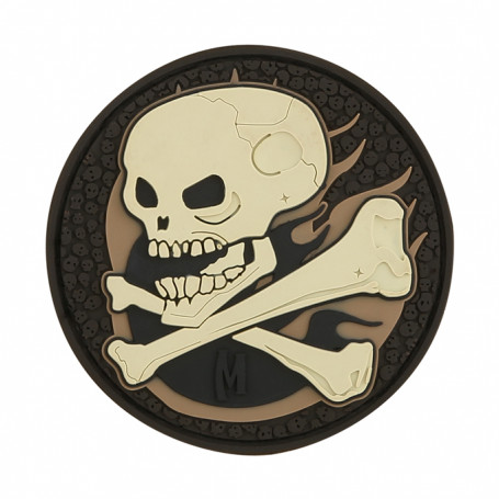 Maxpedition - Badge Skull - Arid