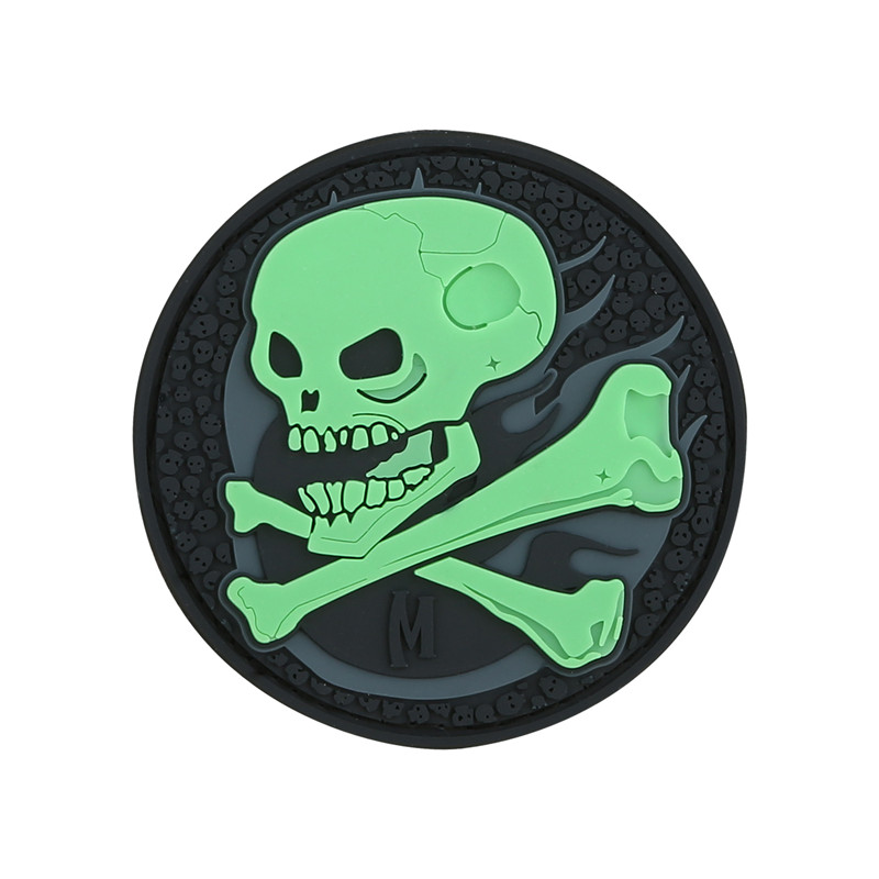 Maxpedition - Badge Skull - Glow
