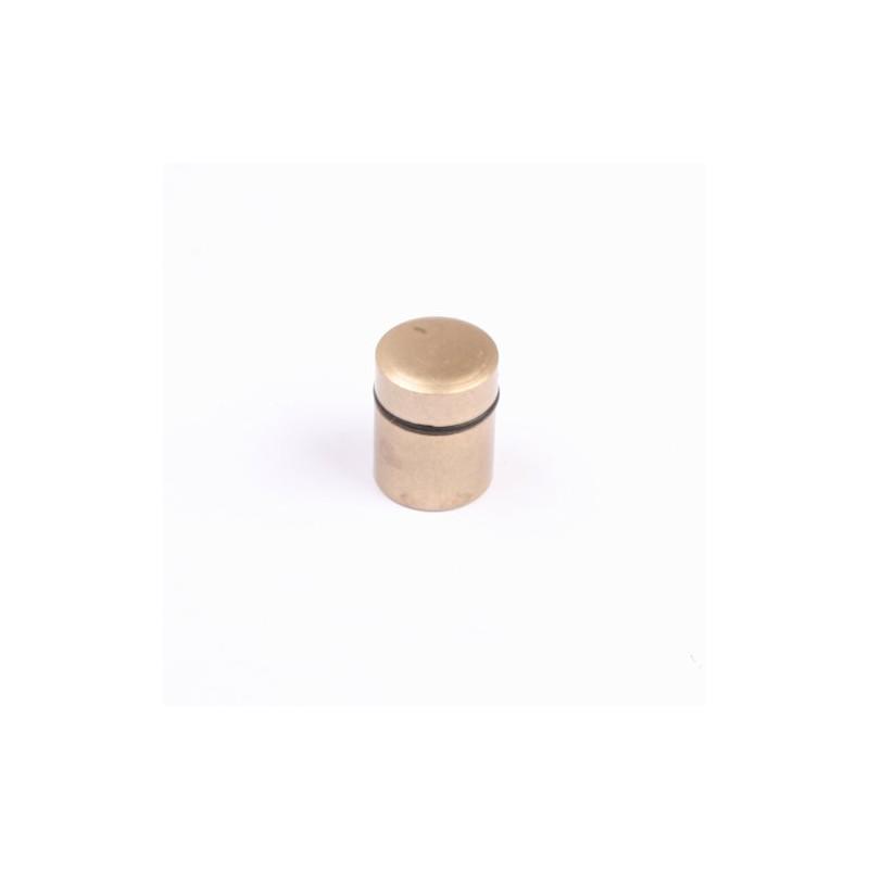 Nano Cache Container brass