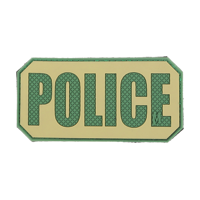 Maxpedition - Patch Police - Arid