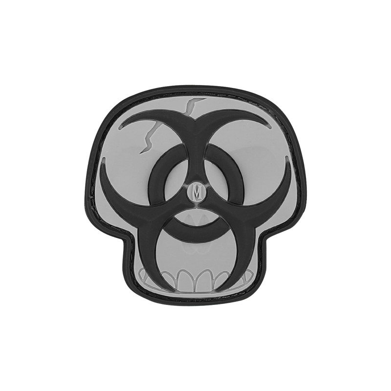 Maxpedition - Badge BioHazard- Swat