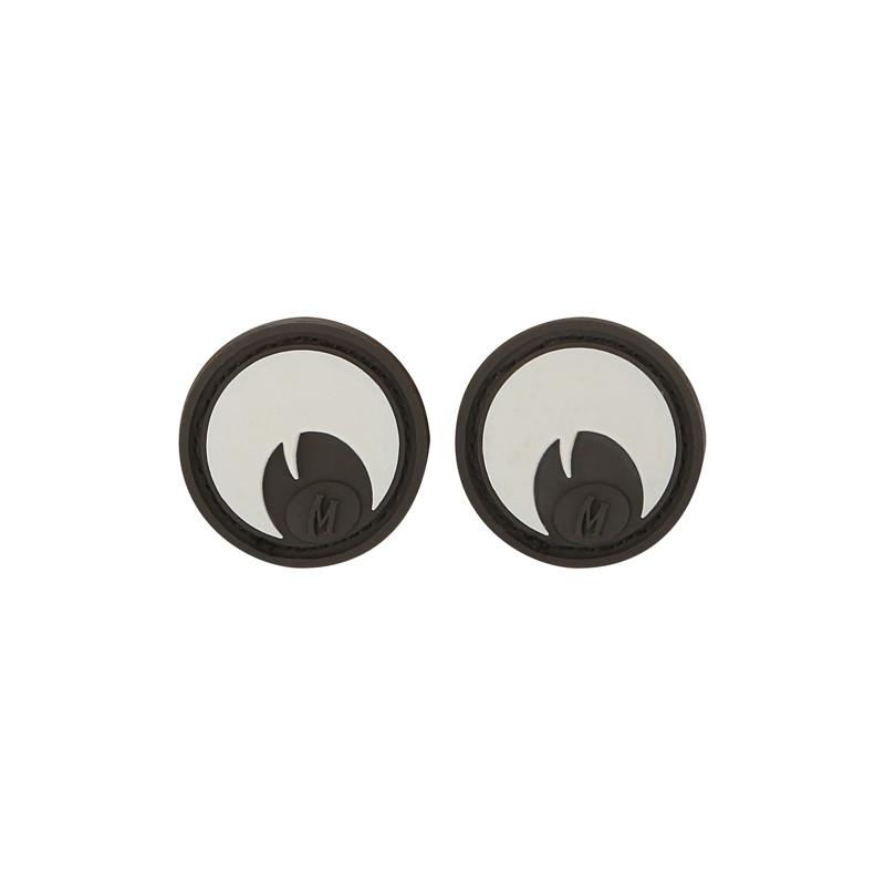Maxpedition - Badge Googly Eyes -Arid