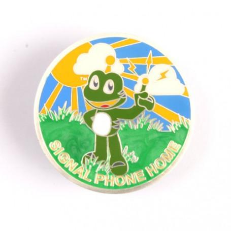 Signal Phone Home Geocoin - SS - LE