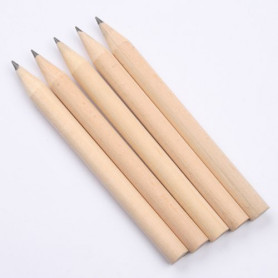 Pencil small blank, set of 5
