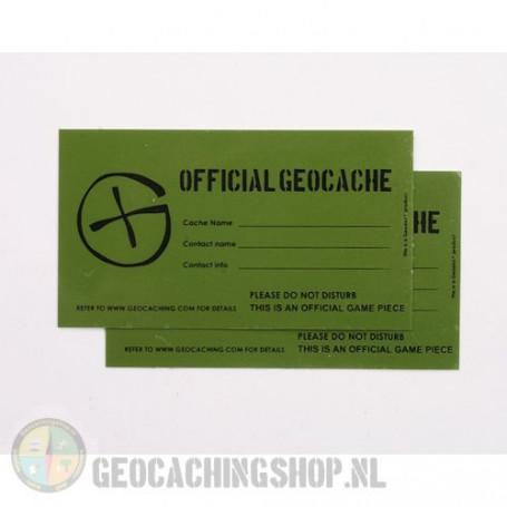 Cache Sticker X-Small - 4,2 x 7,5 cm