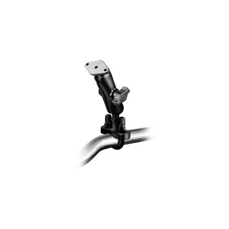 RAM Mounts U-bolt Twist Lock mount, double arm, with diamond