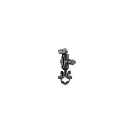 RAM Mounts U-bolt Twist Lock mount, short arm, with diamond