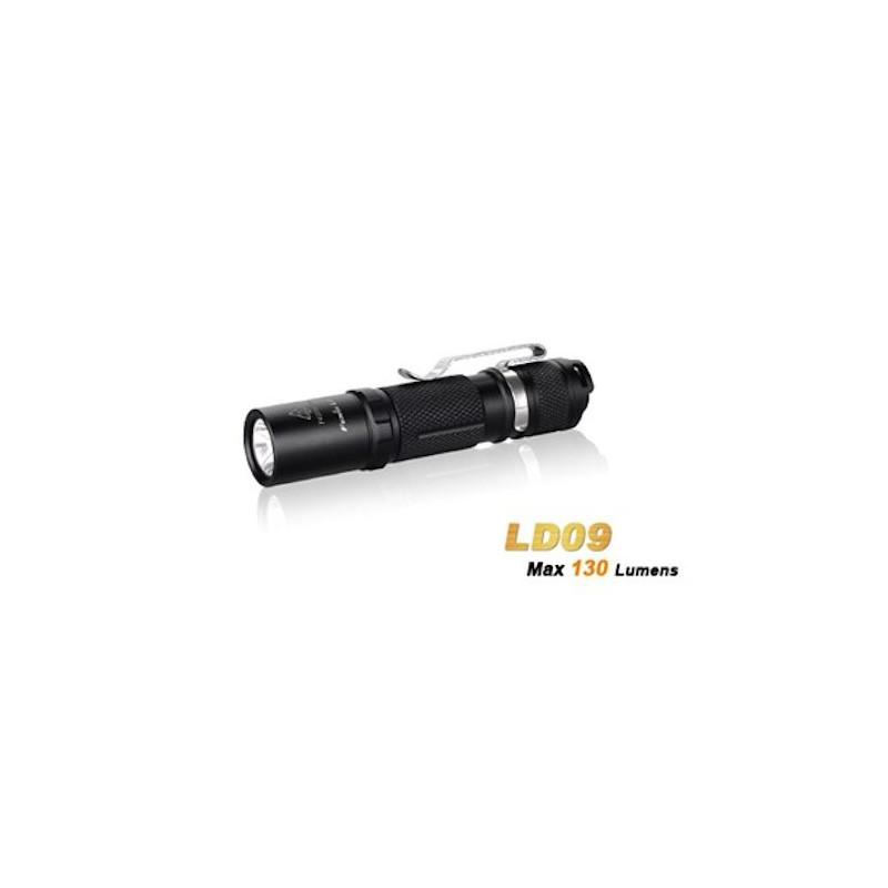 Fenix LD09 LED Flashlight, XP-E2 LED