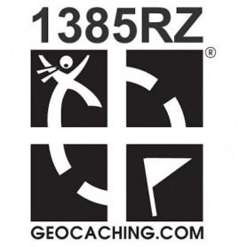 Geocaching.com trackable sticker