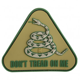 Maxpedition - Patch Don't tread on me - Arid