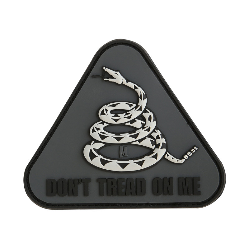Maxpedition - Badge Don't tread on me - Swat