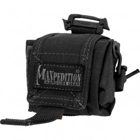 Maxpedition - Mini Rollypoly zwart