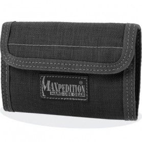 Maxpedition - Wallet Spartan - Schwarz