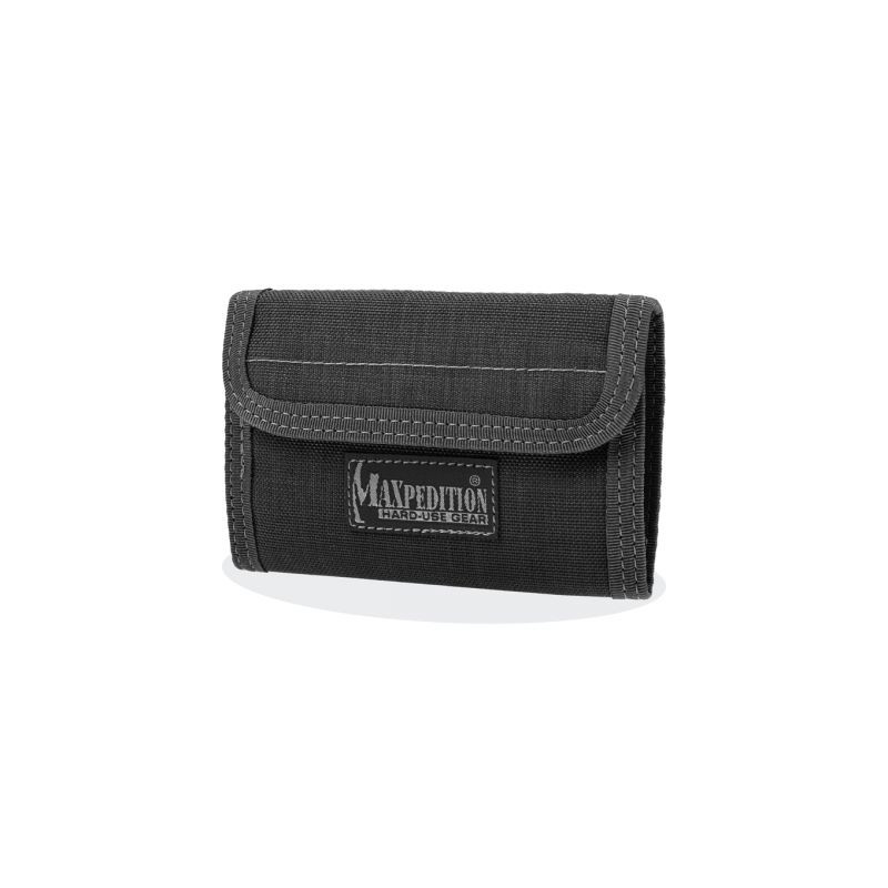 Maxpedition - Wallet Spartan - Zwart