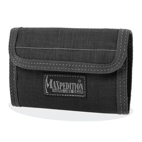 Maxpedition - Wallet Spartan - Schwarz