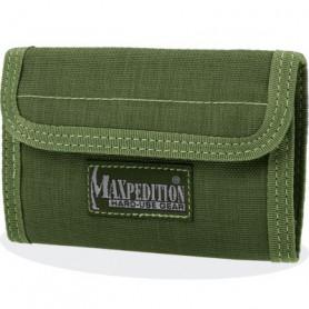 Maxpedition - Wallet Spartan - Groen