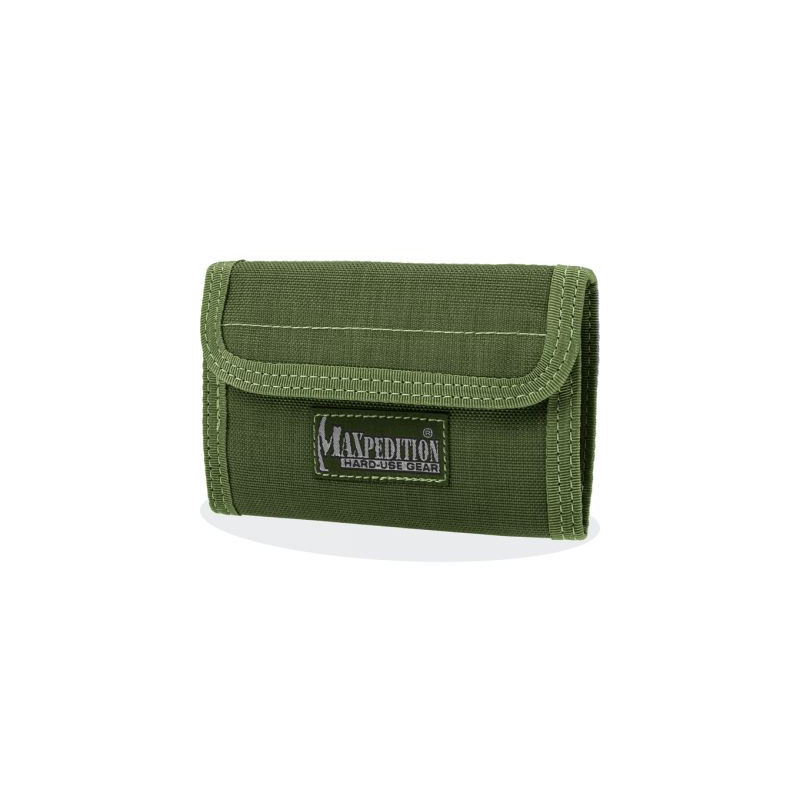 Maxpedition - Wallet Spartan - Groen