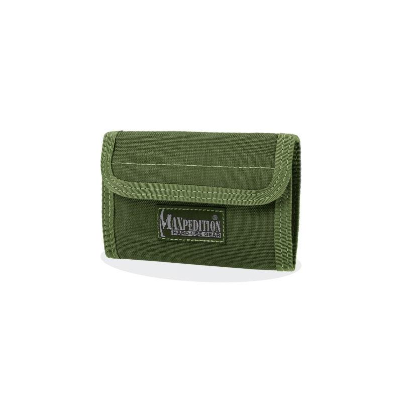 Maxpedition - Wallet Spartan - Grün