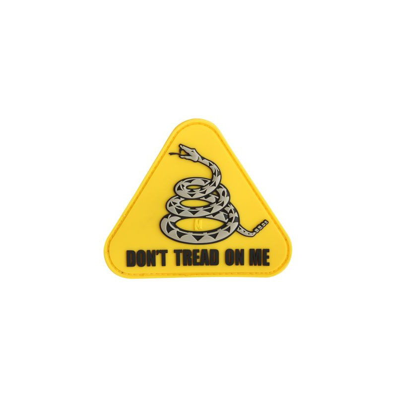 Maxpedition - Patch Don't tread on me - Color