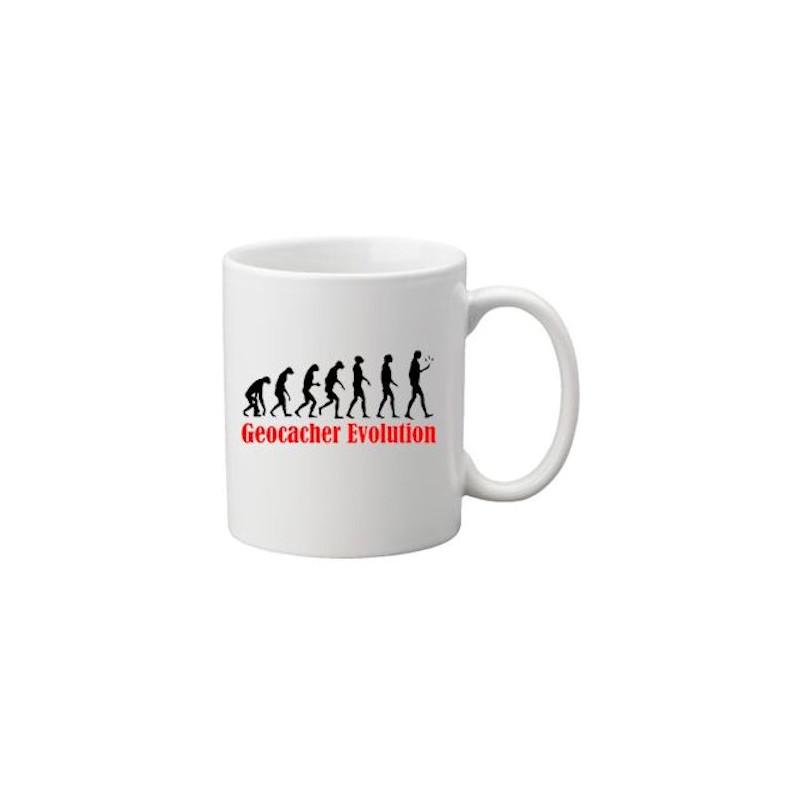 Koffie + thee mok: Evolution