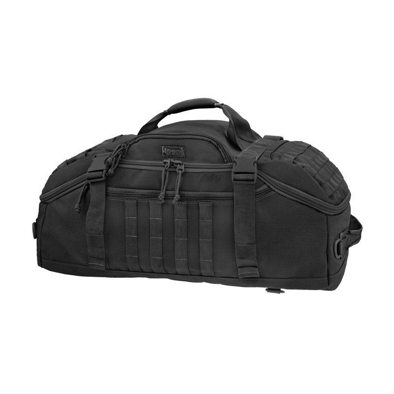Maxpedition - Doppelduffel Aventure Bag - Schwarz