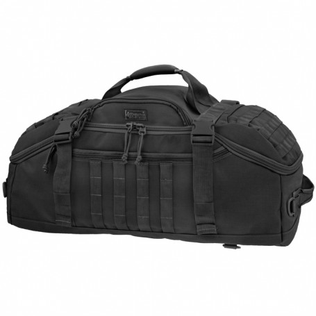 Maxpedition - Doppelduffel Aventure Bag - Schwarz