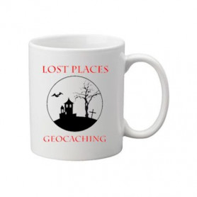 Coffee + tea Mug: Lost places
