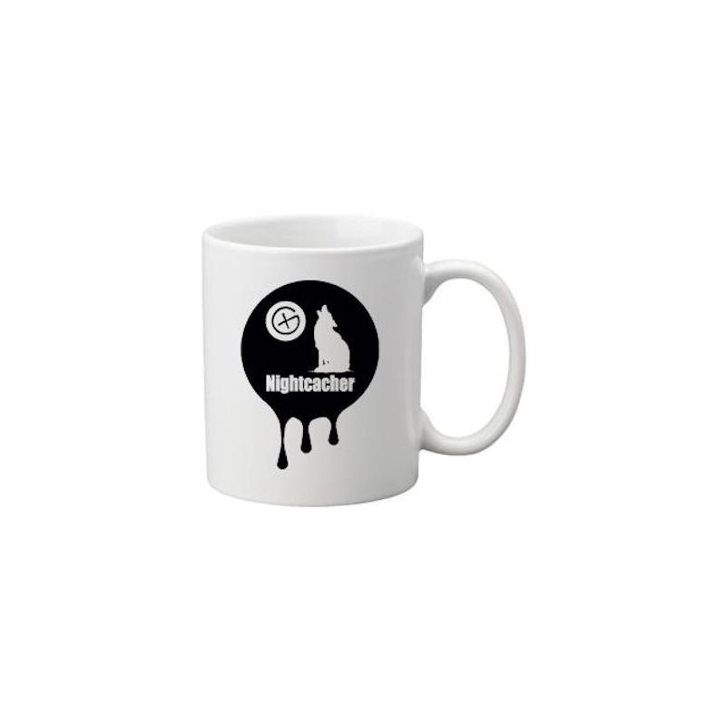 Kaffee + Teebecher: Nightwolf