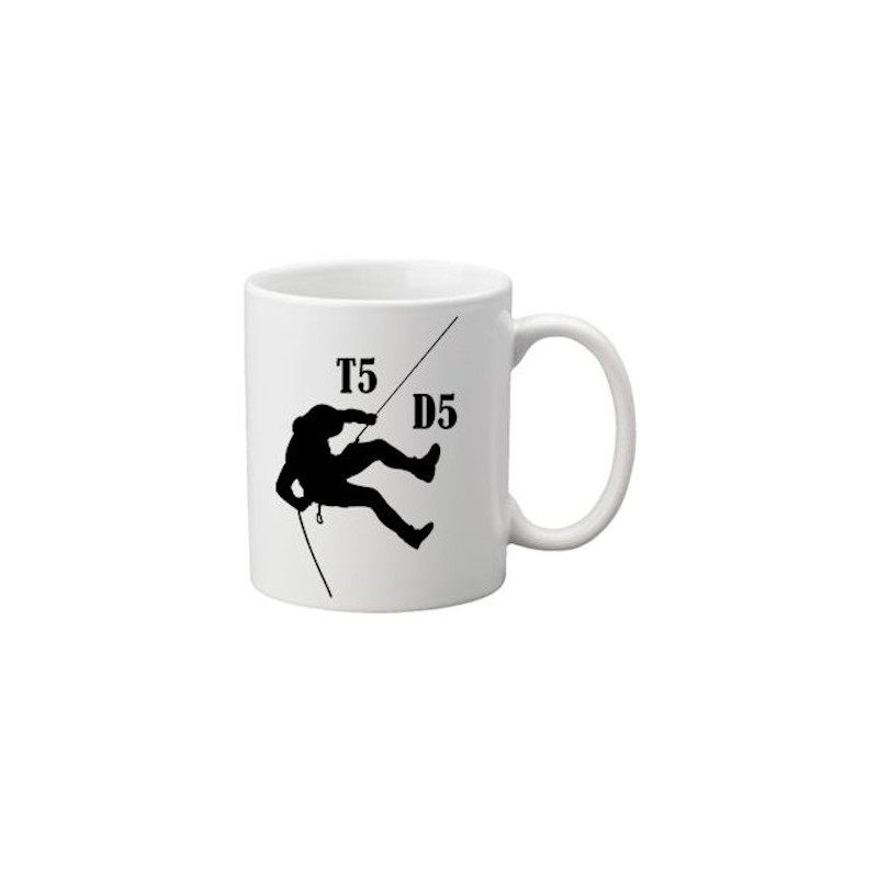 Coffee + tea Mug: T5 D5