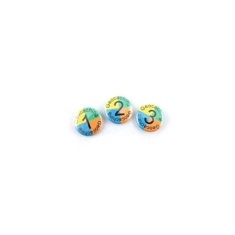 Button Set - First Finds (3 stuks)