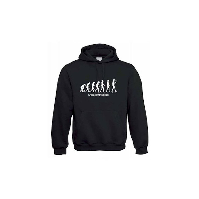 "Hoody ""Evolution"""