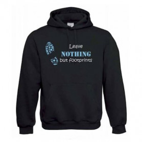 "Hoody ""Footprints"""