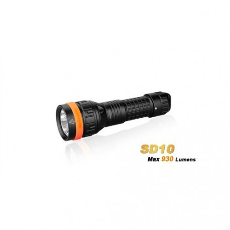 Fenix SD10 LED-diving flashlight Cree XM-L2 T6