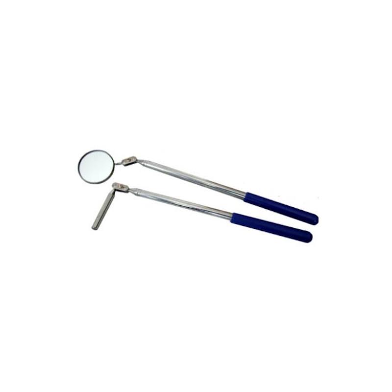 Teleskopik Spiegel und Magnet