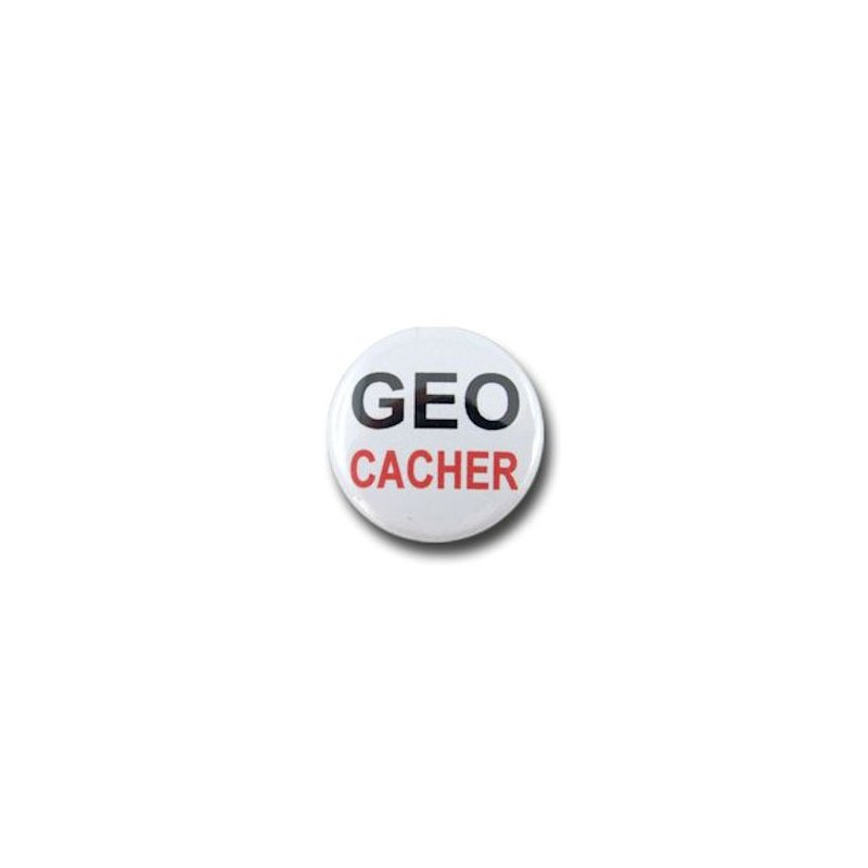 Button - Geocacher