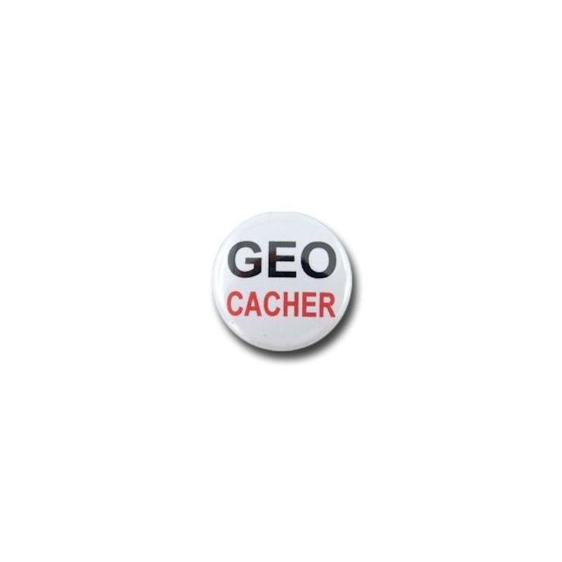 Button - Geocacher