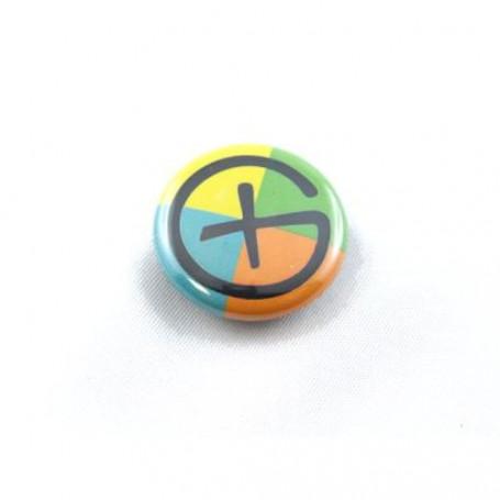 Button - Geologo-4kleurig