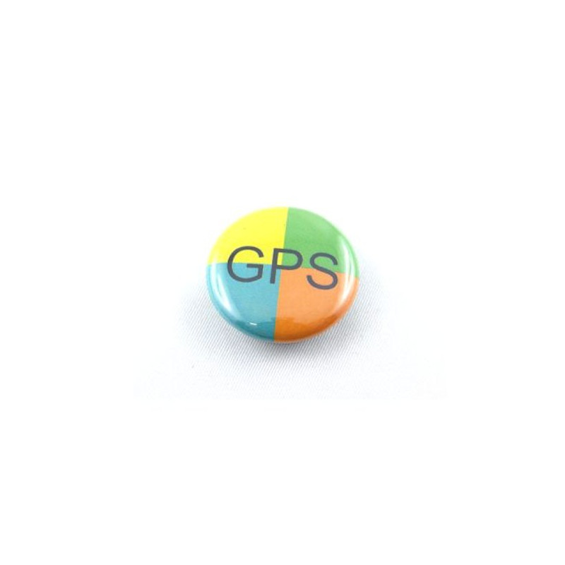 Button - GPS-4colors