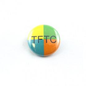 Button - TFTC-4kleurig
