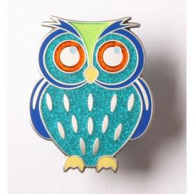 Owl Geocoin - Bilbo