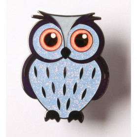 Owl Geocoin - Pippin