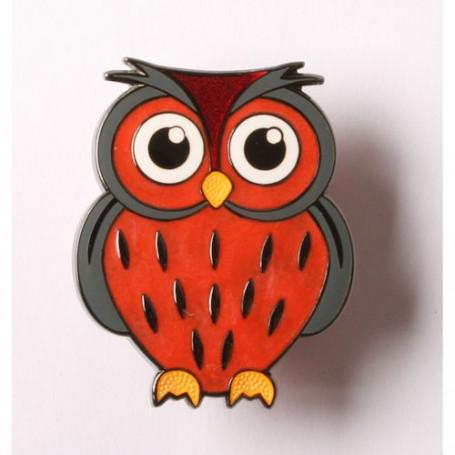 Owl Geocoin - Boromir