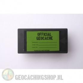 Magnetischer Geocaching Container - 10 x 5