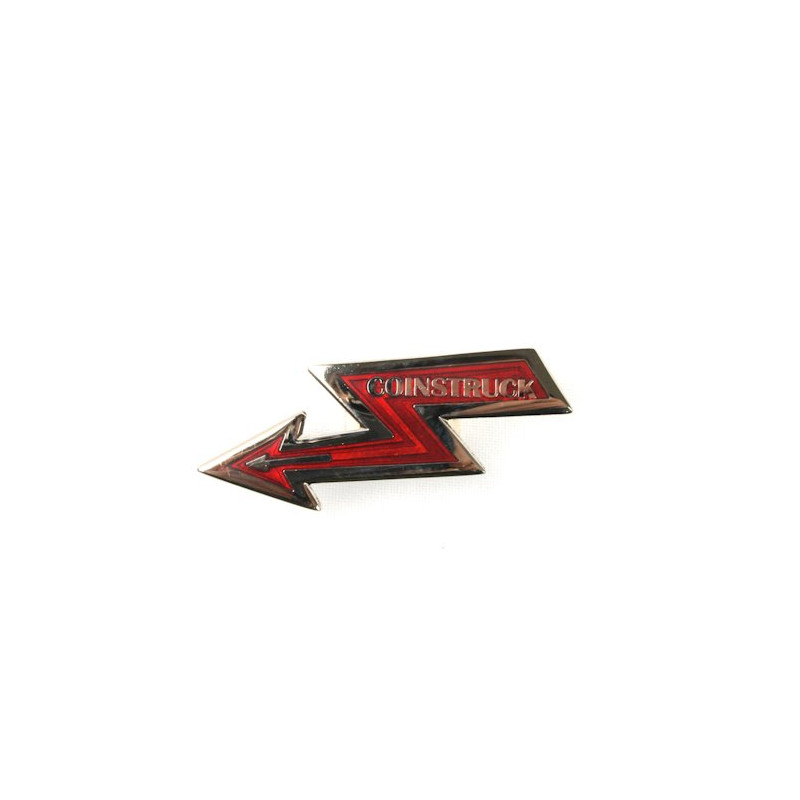 Coinstruck Geocoin - Red