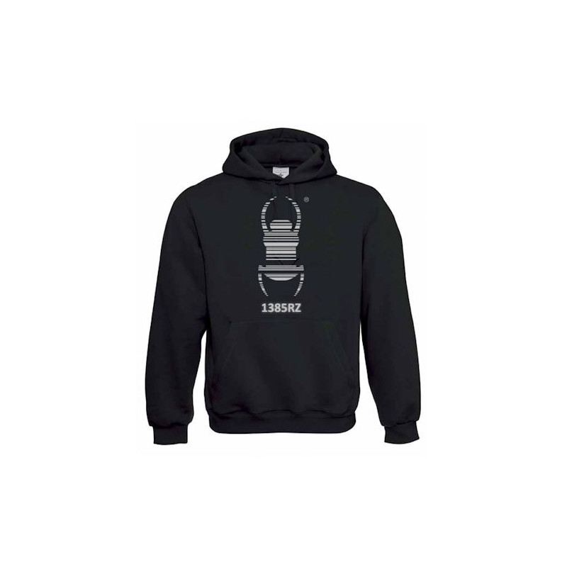 Hoody mit Travel Bug