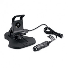 Garmin - Dashboard mount kit with speaker