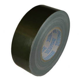 Duct tape - green - 50 mm x 50 m
